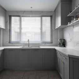 别墅豪宅美式经典——厨房图片