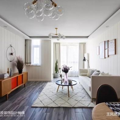 《 锦上流年》王凤波装饰——客厅图片
