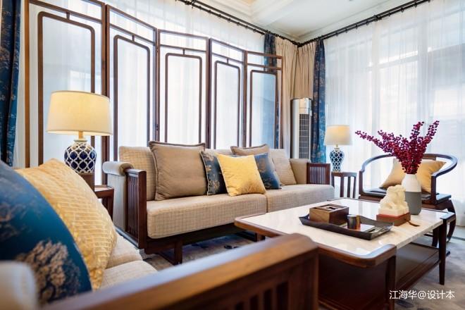 新中式别墅软装设计_3723994
