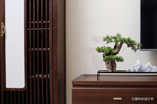 新中式别墅软装设计_3723998