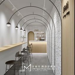 A tea shop小小奶茶店——室内图片