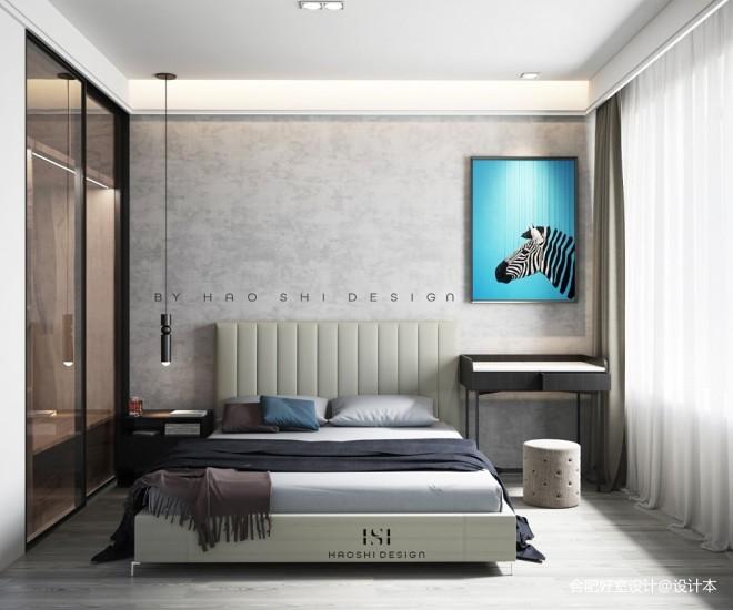 观澜 | 好室设计出品——主卧图片
