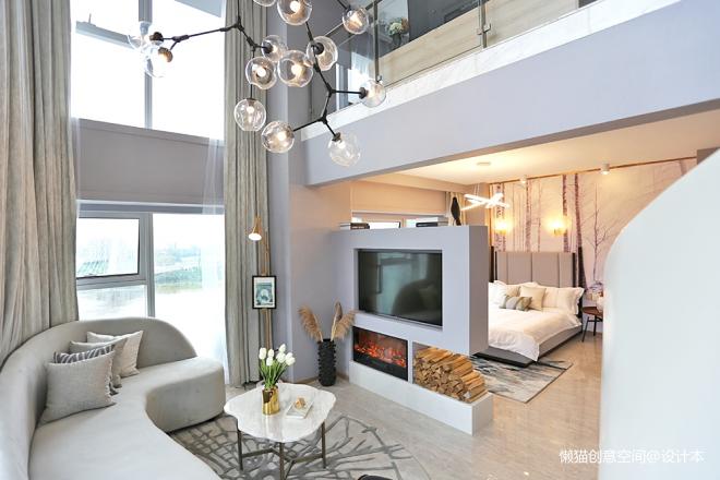 告别老干部式的星级酒店——客厅图片