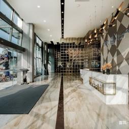 梦魔方售楼中心——前台图片