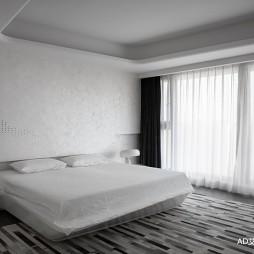 冷酷绅士公寓——卧室图片