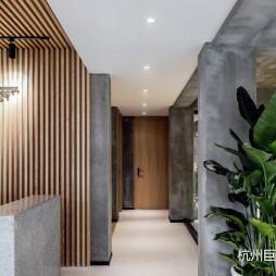 白沙泉办公空间改造设计——前台图片