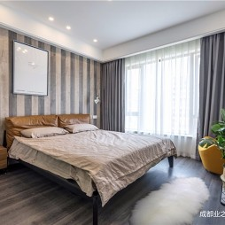 120平米现代简约——卧室图片