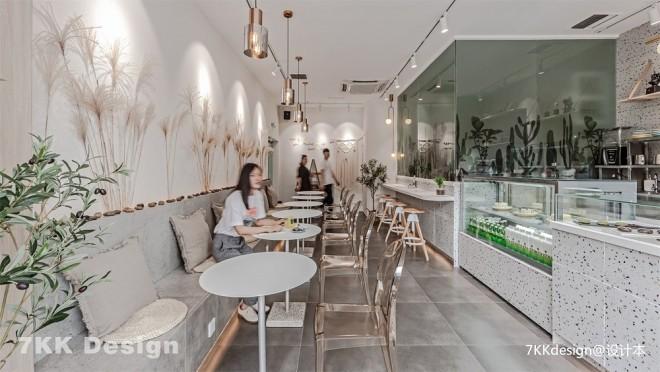 甜品咖啡店circles_37420