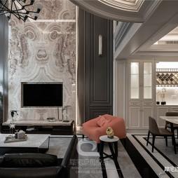 600平独栋别墅豪宅——客餐厅图片