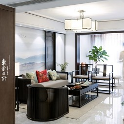 东棠设计-《晴 窗》——客厅图片