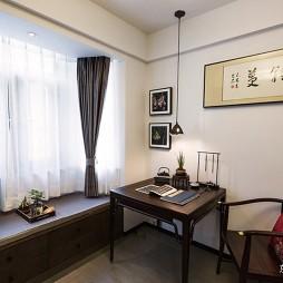 东棠设计-《晴 窗》——书房图片
