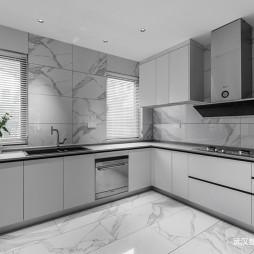 260平米现代简约——厨房图片
