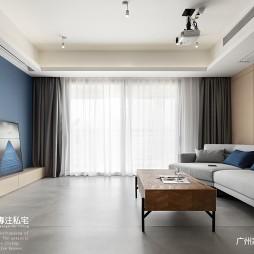 广州家语设计——客厅图片