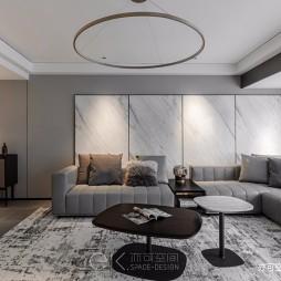 模糊生活---亦可空间设计——客厅图片