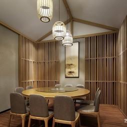餐厅空间设计——包间图片