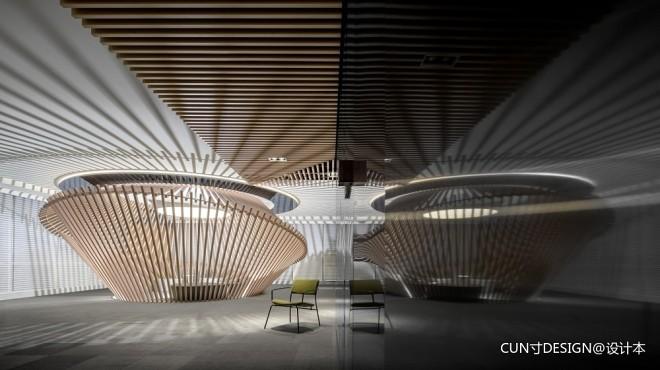 为什么他们设计的办公空间总最受瞩目!
