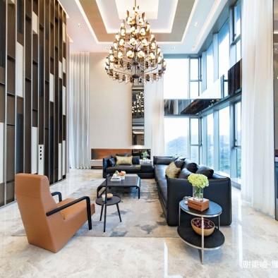 澳門金峰南岸複式——客厅图片