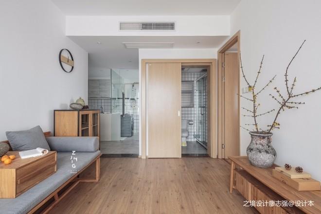 日式—心安之处既是家——客厅图片