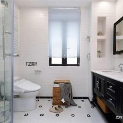 北欧制作—乔木——卫生间图片