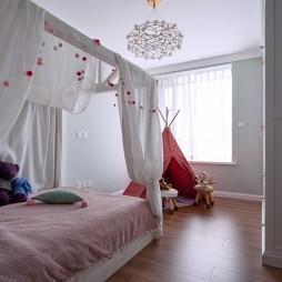 125平米潮流混搭——儿童房图片