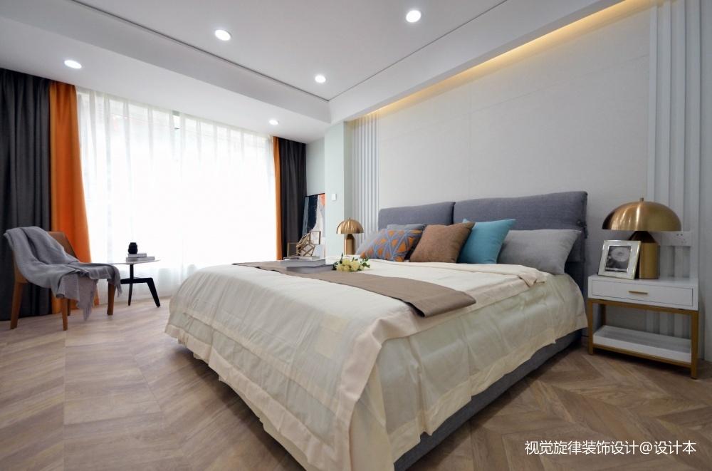 找寻设计原本的色彩,生活样子——卧室图片