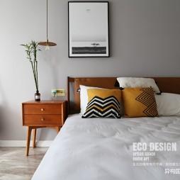 清晨美式——卧室图片