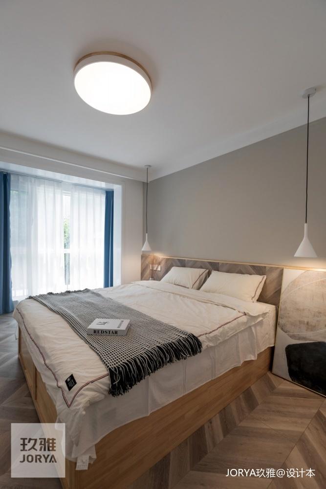 从细节入手,打造关怀感满分的老人房——卧室图片