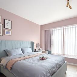 北欧极简—sun shower——卧室图片