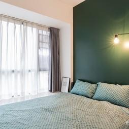 105平米现代简约——卧室图片