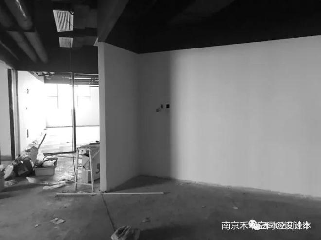 湖南路建伟大厦联合办公空间改造项目_