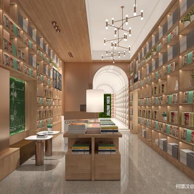 书店--运河边上的栖息之地_3798364