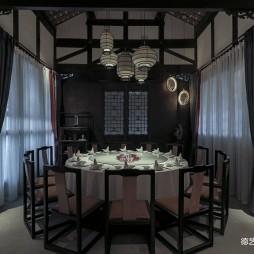 天趣紫园餐厅设计图