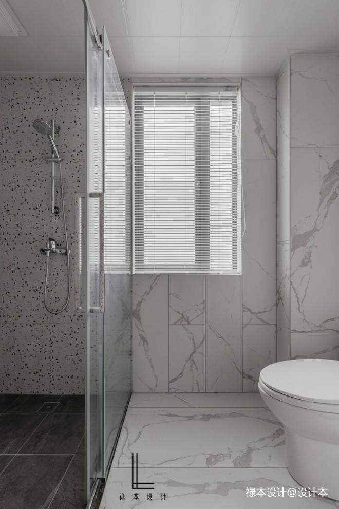 『灵犀』简约灰白,点亮生活格调——卫生间图片