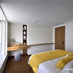 中式现代—自在居——卧室图片