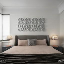 武汉木羽设计—灰色轨迹——卧室设计图