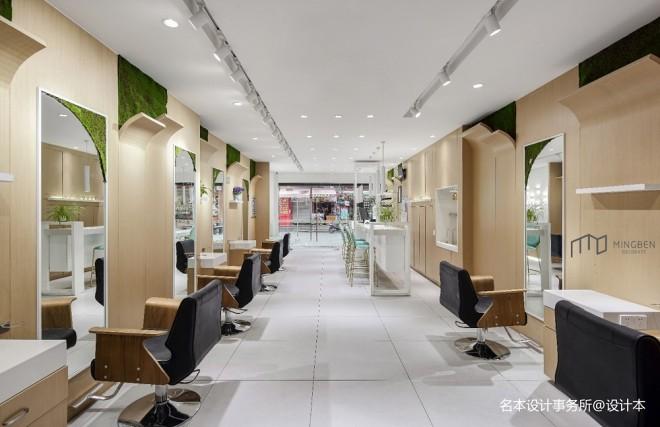 《SM广场美度造型》——室内图片