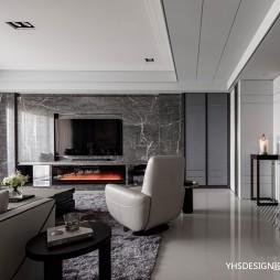 雍容——客厅设计图