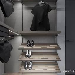 Rimadesio杭州展厅——衣帽间图片