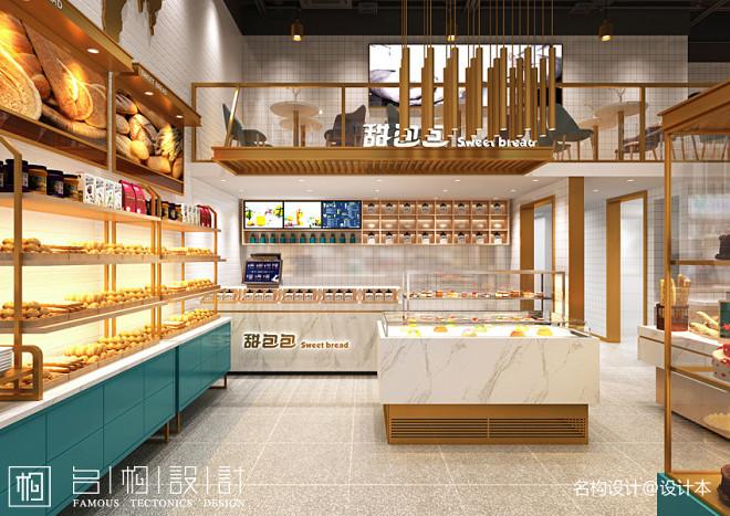 北京_甜包包烘焙店设计_381780