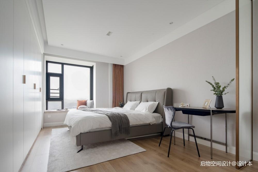 大地色系——卧室图片