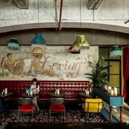 La Boca 酒吧——卡座图片