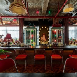 La Boca 酒吧——吧台图片