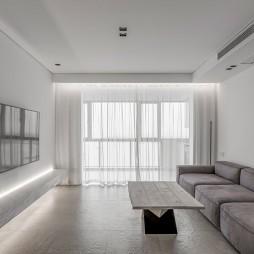 149平米现代简约客厅图片