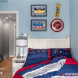 136平米美式经典——儿童房图片