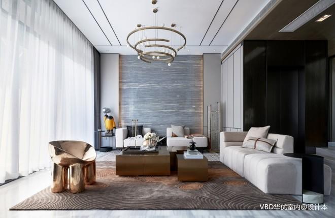 宋都如意春江——客厅图片