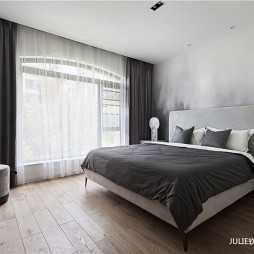 180平米现代简约——卧室图片
