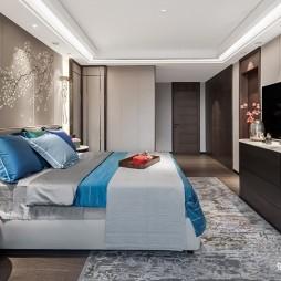 当代典雅 隐逸东方——卧室图片