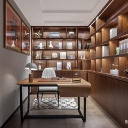 当代典雅 隐逸东方——书房图片