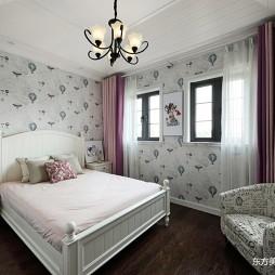 这个美式别墅温馨又温馨——次卧图片