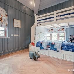 400平米美式经典——上下床图片